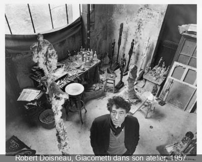 Robert Doisneau au Musée Rodin Meudon