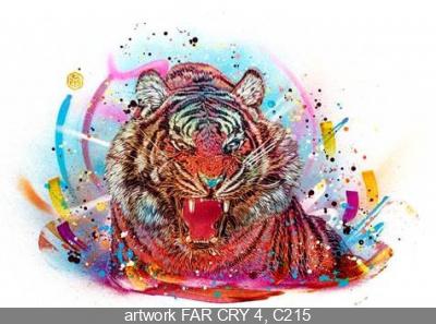 artwork FAR CRY 4, C215