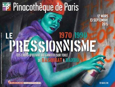 Pressionnisme à la Pinacothèque