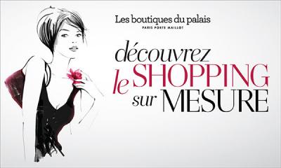 Vip fashion days aux boutiques du palais - Boutiques loisirs creatifs paris ...