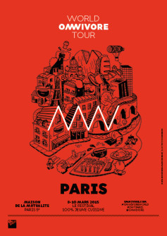 Omnivore World Tour Paris 2015
