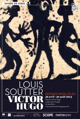 Louis Soutter/Victor Hugo