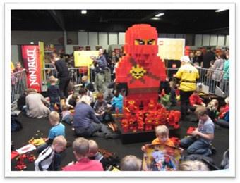 Chasse aux LEGO NINJAGO