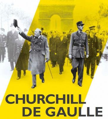 Churchill-De Gaulle au Musée de l'Armée