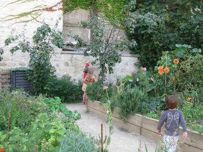 jardin de la ZAC Didot