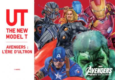 Marvel Avengers X Uniqlo