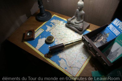 LeavinRoom, l'escape game à Wagram