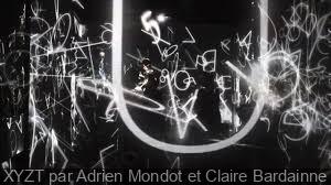 XYZT par Adrien Mondot et Claire Bardainne
