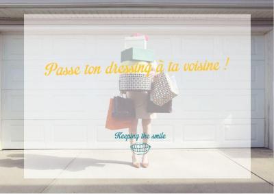 Passe ton dressing à ta voisine