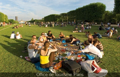 pique-nique Paris