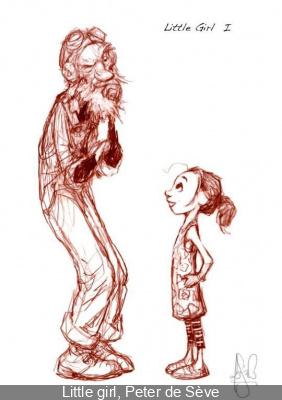 Le Petit Prince, l'exposition des storyboards