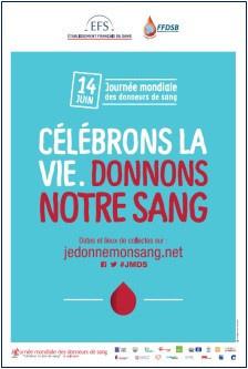 Journée mondiale des donneurs de sang - générique