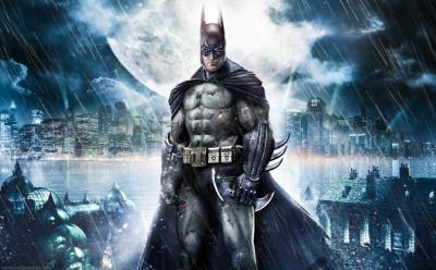 Batman, sous le masque et la cape