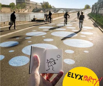 Elyx Party sur les Berges de Seine