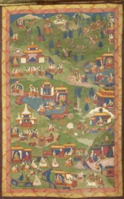 L'Art bonpo de l'ancien Tibet au Musée Guimet