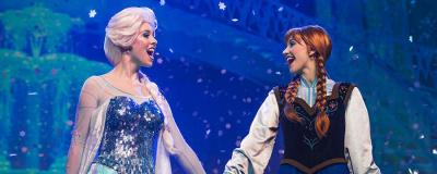 La Reine des Neiges cet été à DisneyLand Paris