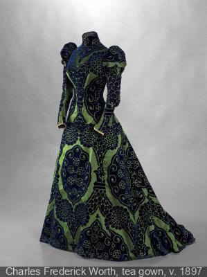 La garde-robe de la Comtesse Greffulhe au Musée Galliera