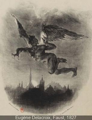 L'estampe fantastique et visionnaire au Petit Palais