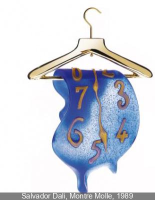 Les oeuvres de la Maison Daum à l'espace Dali