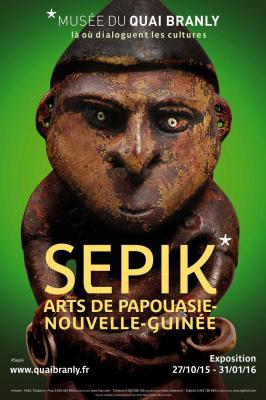 SEPIK au Musée du Quai Branly