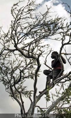 Hadza, les derniers des premiers hommes au Jardin des Plantes