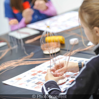 Les ateliers enfants du salon Révélations