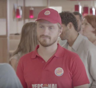 burger king - personal queuer