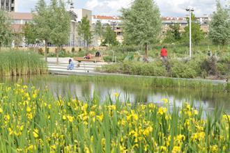 Parc de Clichy