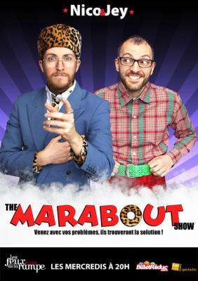 The Marabout Show au Théâtre des Feux de la Rampe