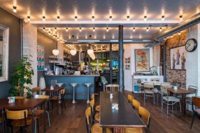 Le Coffee Club, la cantine US d'Assas