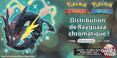 Pokemon à la Paris Games Week
