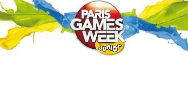 La Paris Games Week des enfants 2015
