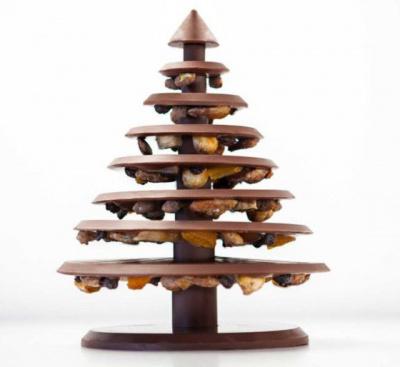 Chocolats de Noël 2015 chez Alain Ducasse Manufacture
