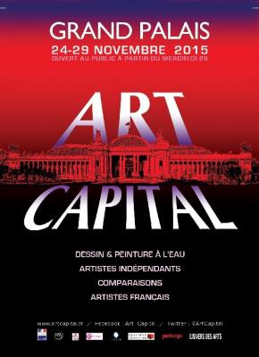 Art Capital 2015 au Grand Palais