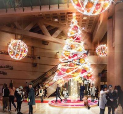 Noël 2015 au Forum des Halles