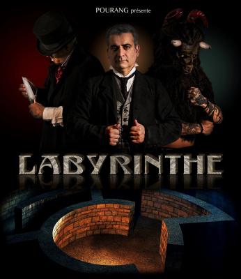 Labyrithe, le spectacle de Pourang