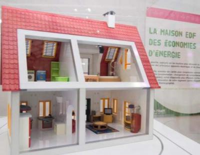 l 39 eco truck la cit des sciences. Black Bedroom Furniture Sets. Home Design Ideas