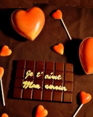 l'atelier Chocolat au Musée du Chocolat