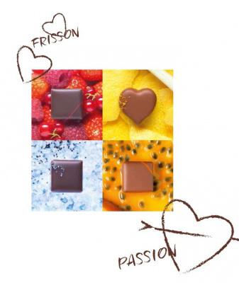 Saint Valentin 2016 Pop à La Maison du Chocolat
