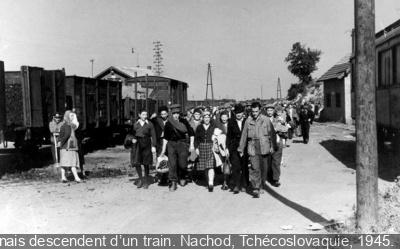 Après la Shoah, 1944-1947 au Mémorial de la Shoah