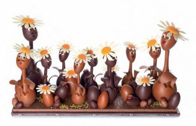 Pâques 2016 chez La Maison du Chocolat