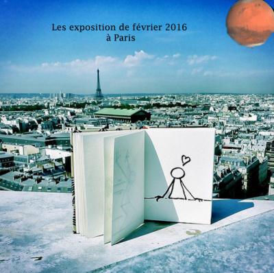 Les expositions de f vrier 2016 paris for Expo paris fevrier