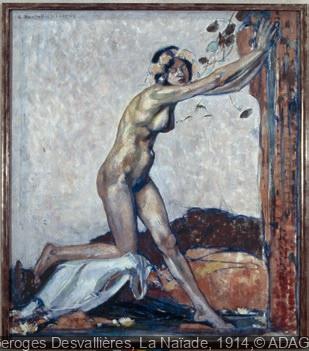 Georges Desvallières, la peinture corps et âme au Petit Palais