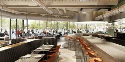 Champeaux, le restaurant d'Alain Ducasse aux Halles