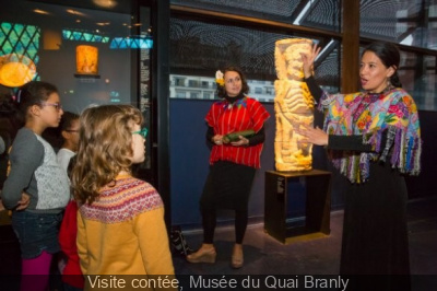 Vacances au musée du Quai Branly