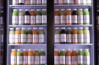 La juicerie, bar à jus et spot healthy