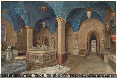 Le Musée des Monuments français, un musée révolutionnaire au Musée du Louvre