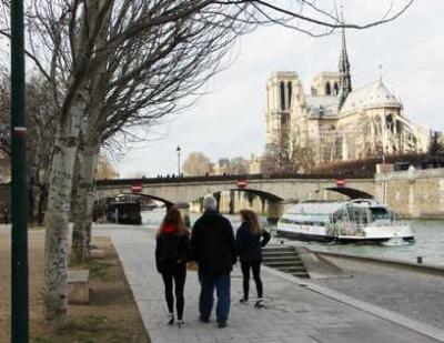 La Panamée de mars, la randonnée gratuite entre les cathédrales