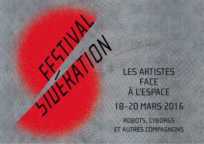 festival Sidération 2016 au CNES