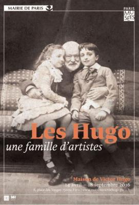 Les Hugo, une famille d'artistes à la Maison de Victor Hugo